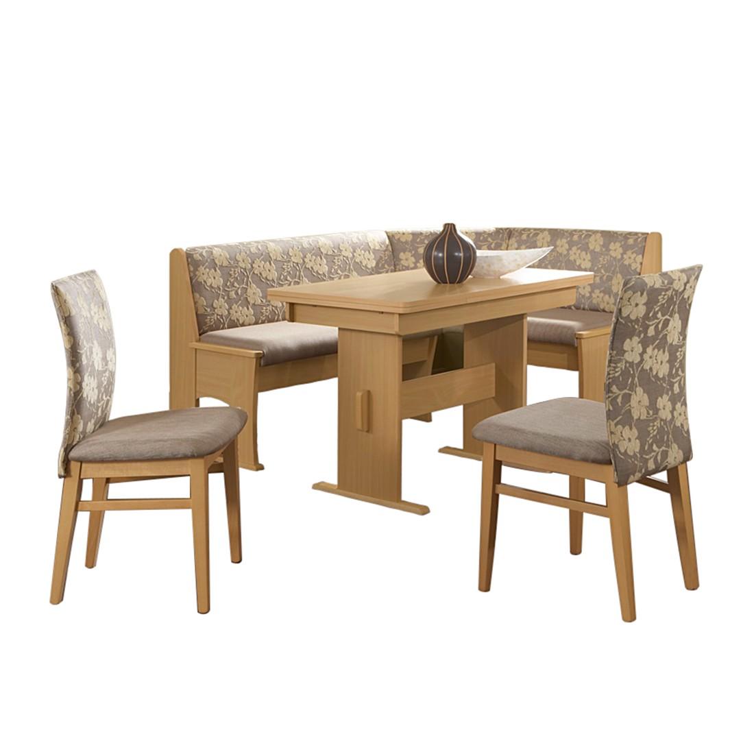 eckbankgruppe sven dekor buche california kaufen. Black Bedroom Furniture Sets. Home Design Ideas