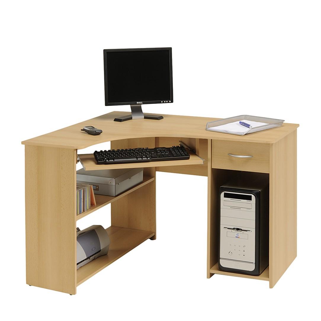 Eckschreibtisch  Eckschreibtisch - Möbel - einebinsenweisheit