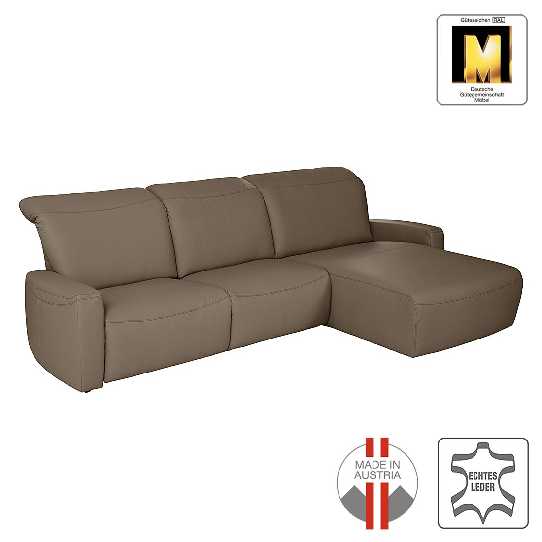 ecksofa mit relaxfunktion g nstig kaufen. Black Bedroom Furniture Sets. Home Design Ideas