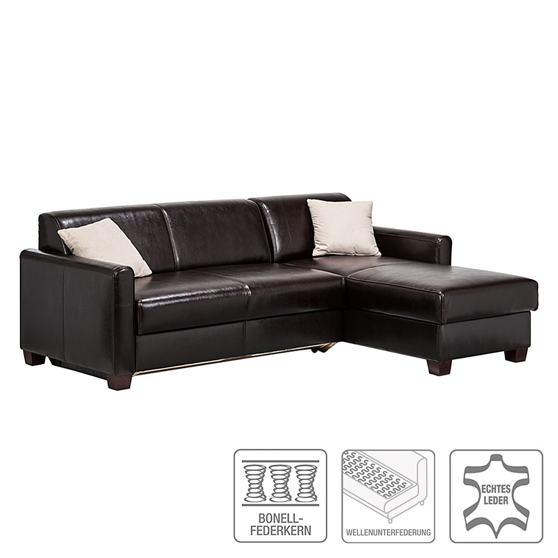 ecksofa mit schlaffunktion welche modelle sind. Black Bedroom Furniture Sets. Home Design Ideas