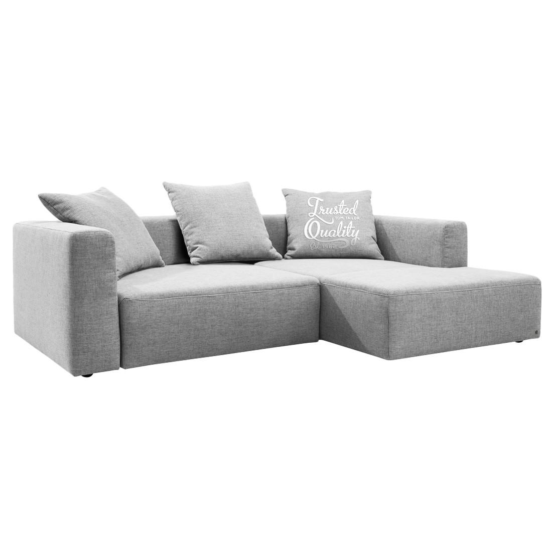 ecksofa heaven casual webstoff kies longchair davorstehend rechts ohne schlaffunktion tom. Black Bedroom Furniture Sets. Home Design Ideas