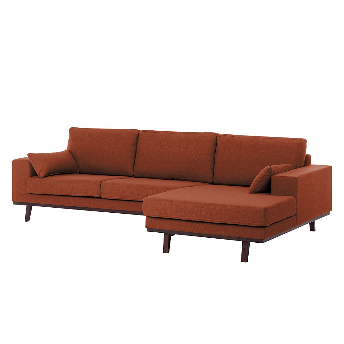 233 guide d 39 achat for Ecksofa terracotta