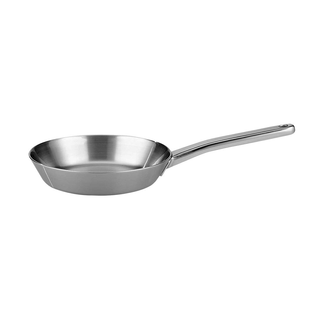 Edelstahlpfanne Multilayer – Edelstahl Silber – 28 cm, ELO jetzt kaufen
