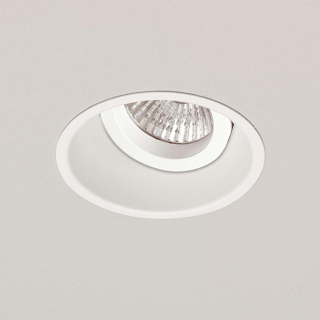 Einbauleuchte Minima (verstellbar) ● Aluminium ● 1-flammig- Illumina A++