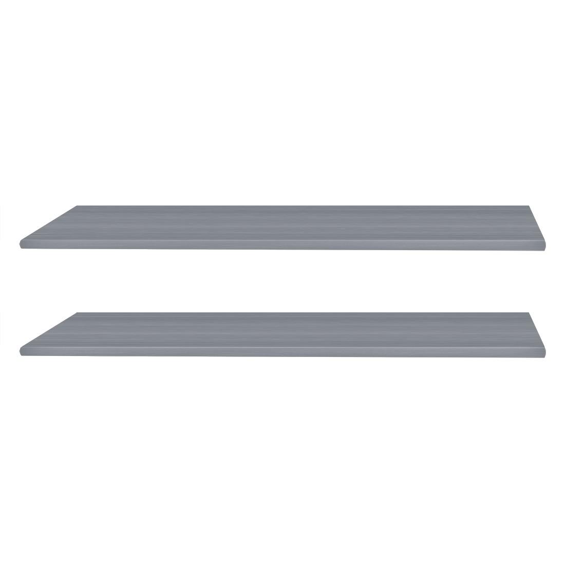 Einlegeboden (2er-Set) – Line-grey – 87 cm, Wimex online bestellen