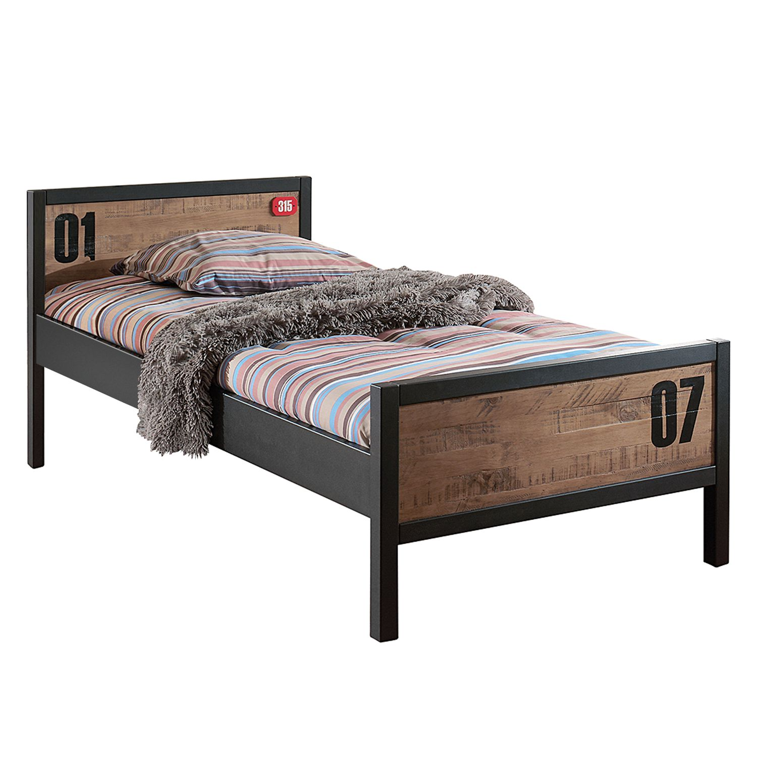 einzelbett mit bettkasten neuesten design kollektionen f r die familien. Black Bedroom Furniture Sets. Home Design Ideas