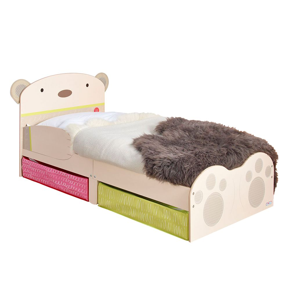 einzelbetten mit bettkasten g nstig kaufen. Black Bedroom Furniture Sets. Home Design Ideas