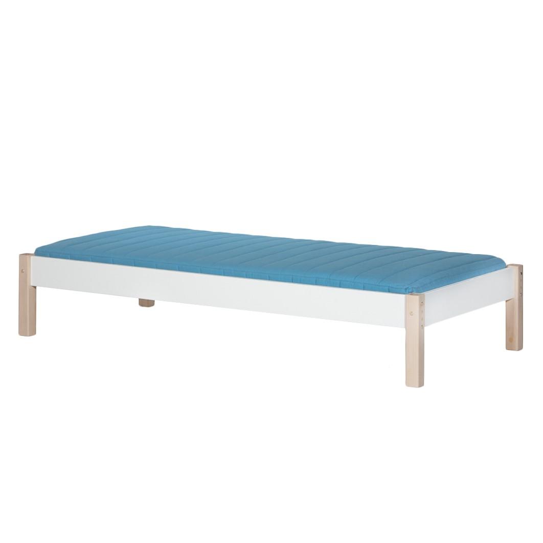 einzelbett mit bettkasten buche neuesten design kollektionen f r die familien. Black Bedroom Furniture Sets. Home Design Ideas