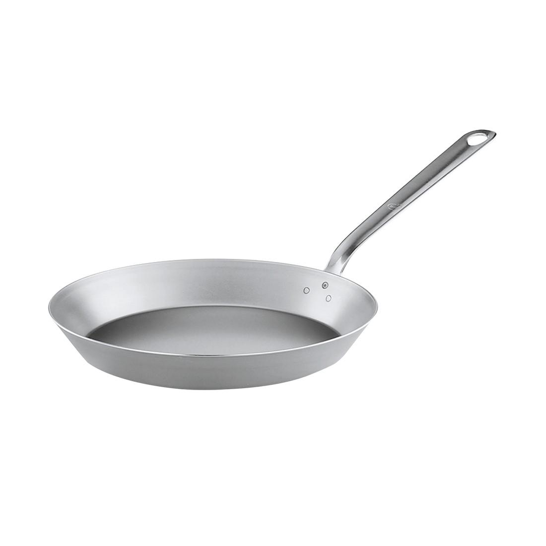 Eisen Omelettpfanne – Eisen Silber – 24 cm, Rösle günstig kaufen