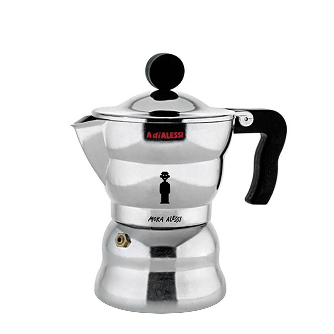Espressokanne Moka Alessi – 150ml, Alessi günstig online kaufen
