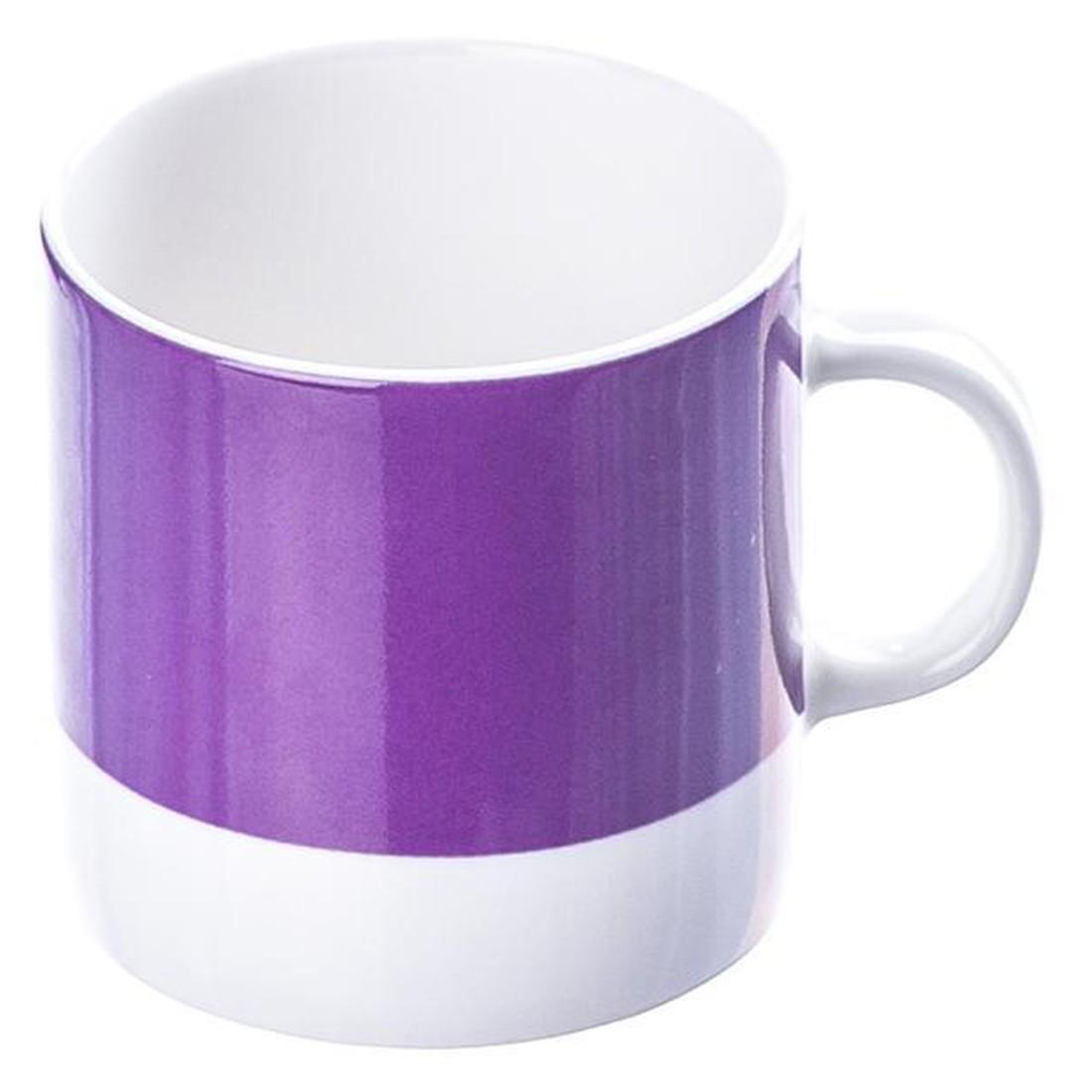 Espressotasse Grape Juice – Porzellan – Violett, Pantone günstig bestellen