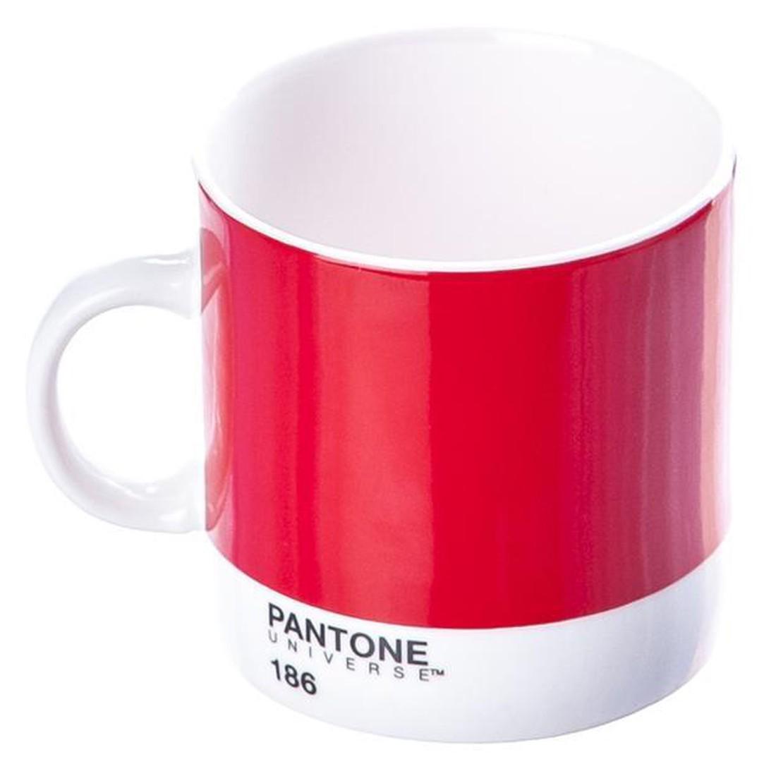 Espressotasse Ketchup Red – Porzellan – Rot, Pantone günstig online kaufen