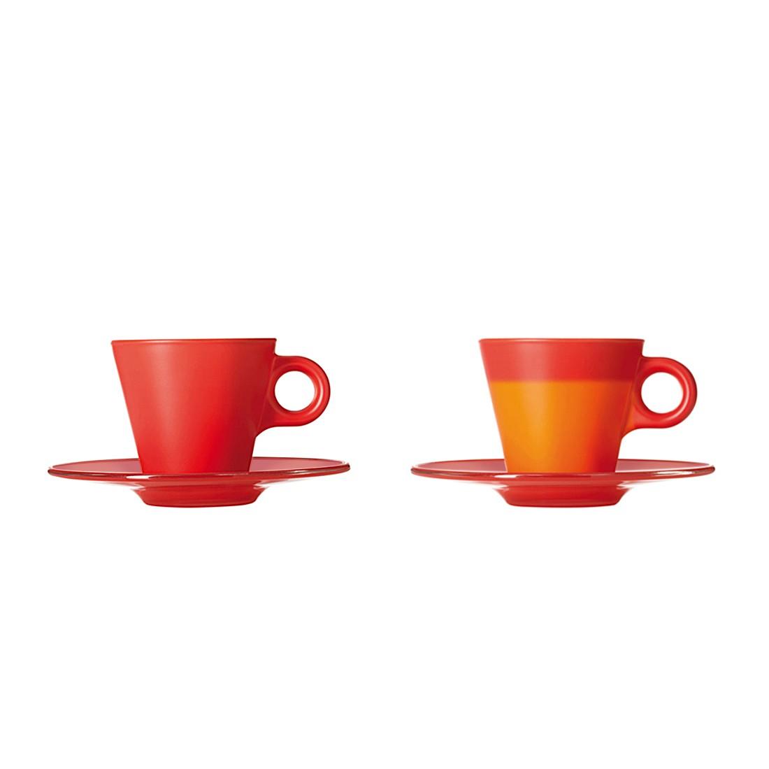 Espressotassen Ooh Magico (2er-Set) – Rot, Leonardo jetzt kaufen