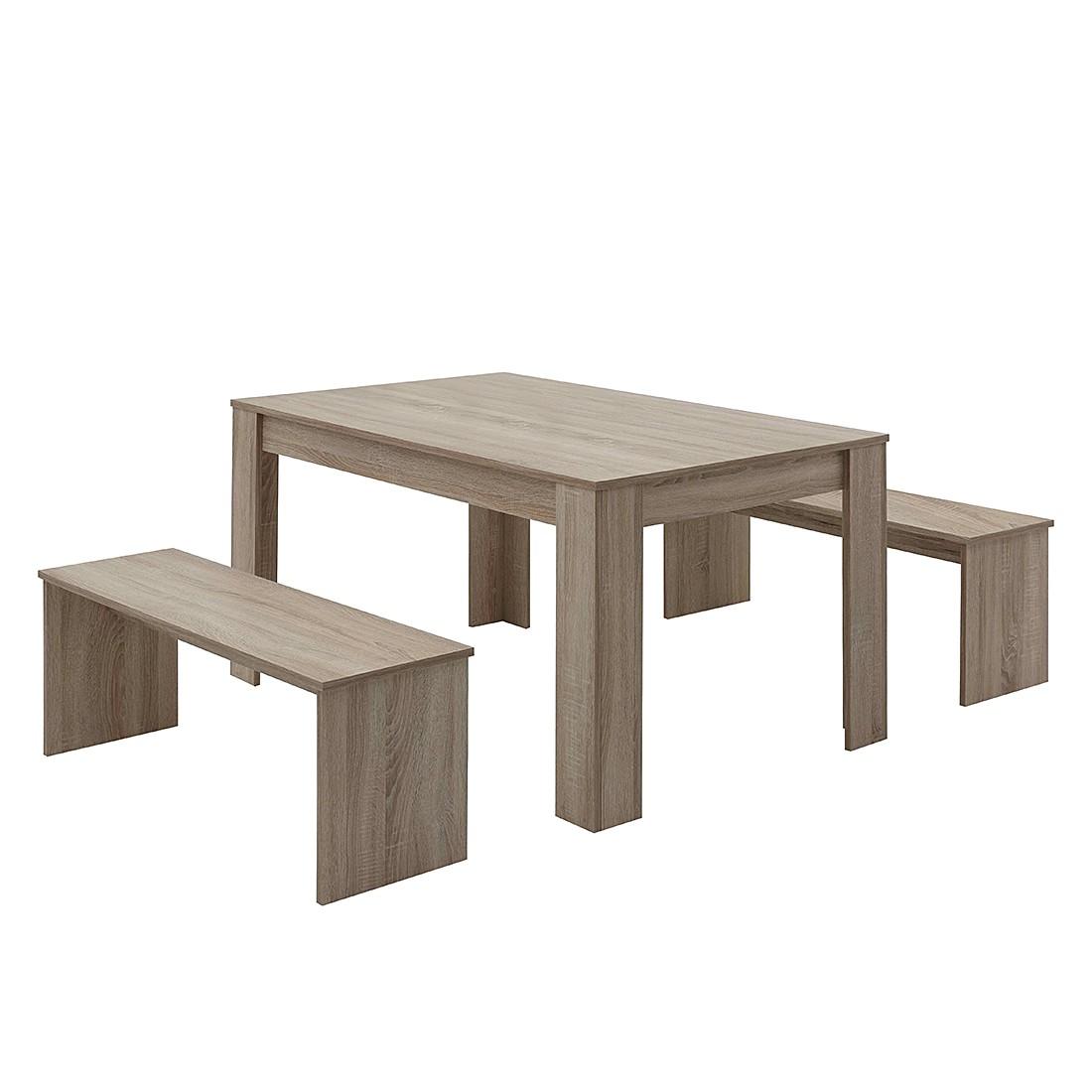 essgruppe mit bank g nstig kaufen. Black Bedroom Furniture Sets. Home Design Ideas