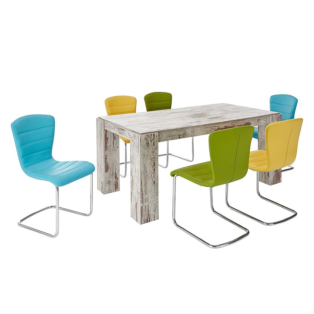 Essgruppe Wido I (7-teilig) – Mehrfarbig, Home Design online bestellen