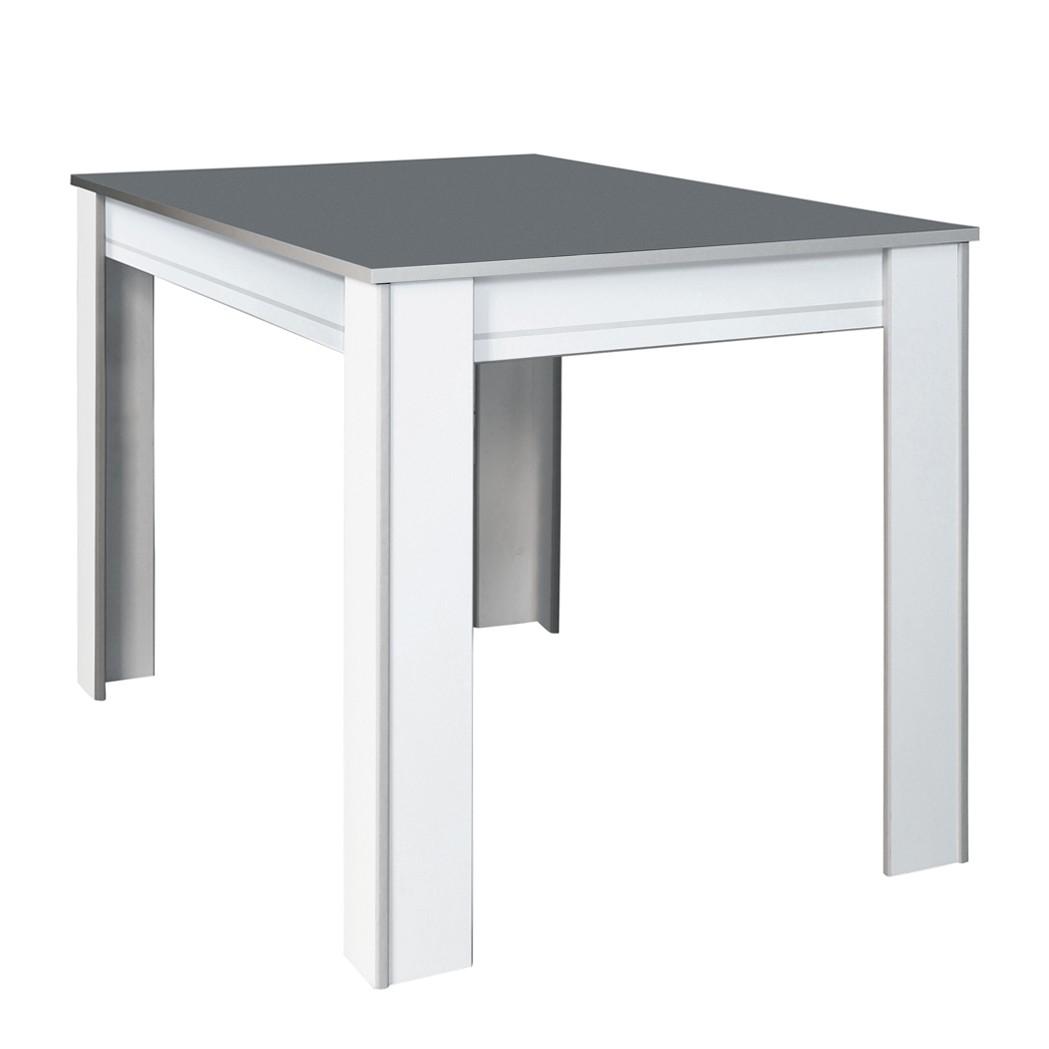 Tische online kaufen for Esstisch grau weiss