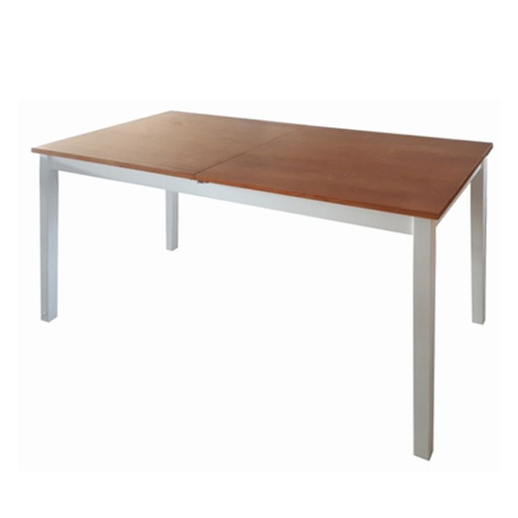 Table manger avenne extractible pin massif miel for Table extractible