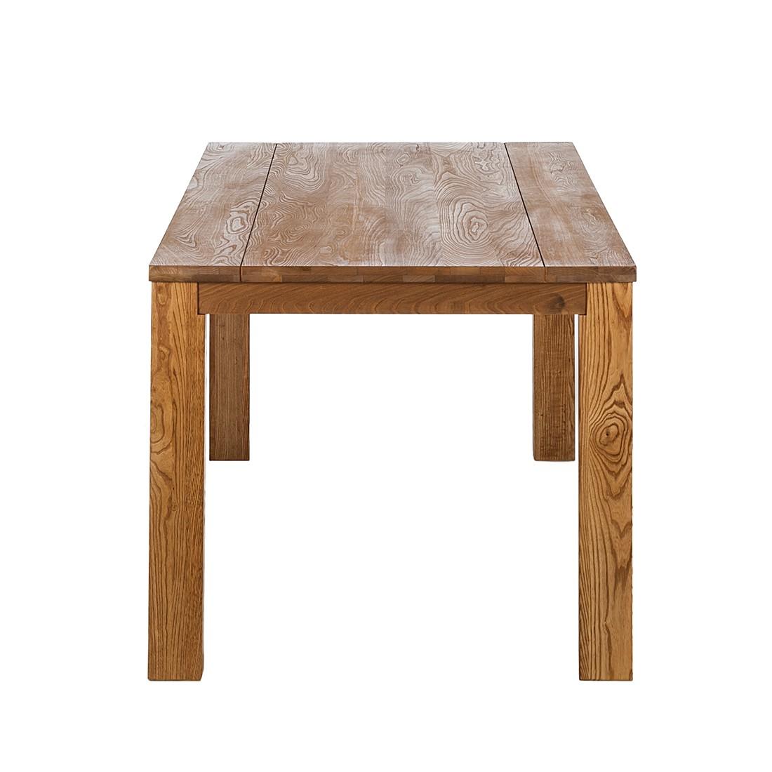 Esstisch Damar – Ulme massiv – Tischlänge 180 cm, Ars