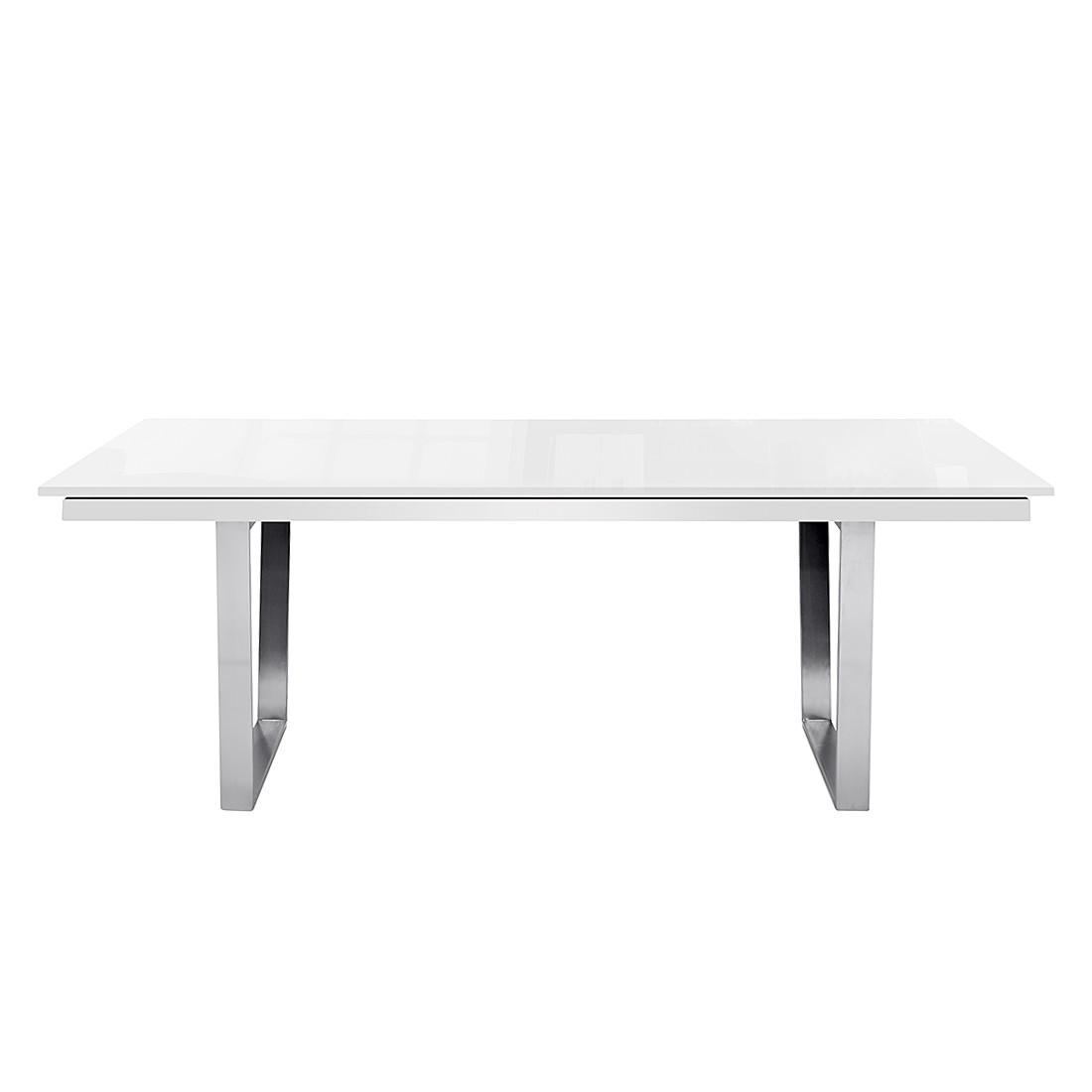 Esstisch Deck Mit Metallfuß   Hochglanz Weiß   160 X 95 Cm, Arte Mu20ac  669,99Anbieter: Home24.atVersand: Kostenlos