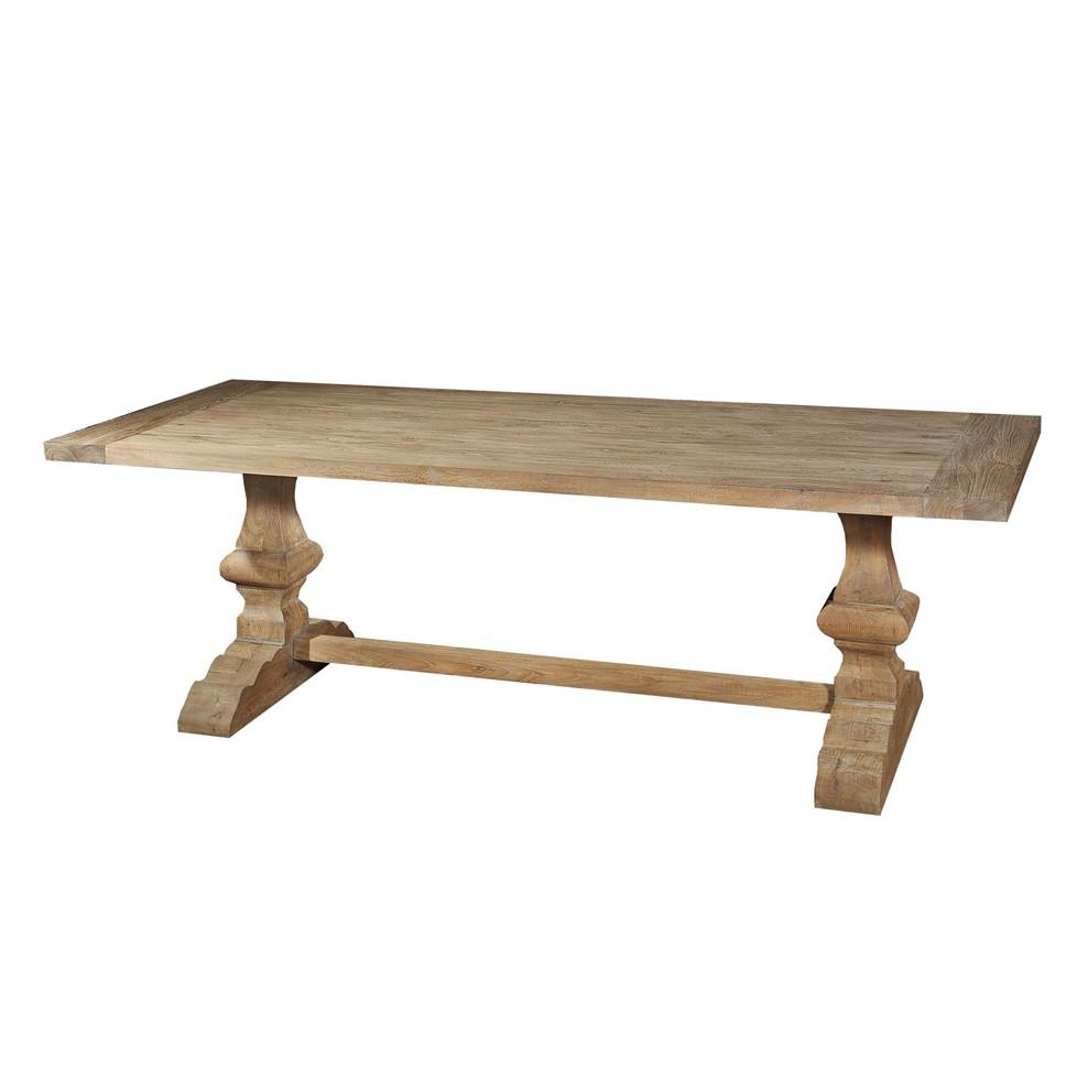 Esstisch Florenz – Teak Recyclingholz – Unbehandelt – 003 – Breite: 240 cm, Maison Belfort jetzt kaufen