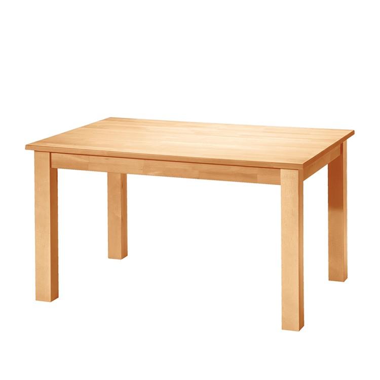 esstisch graz buche massivholz natur lackiert breite 130 cm franco m bel jetzt kaufen. Black Bedroom Furniture Sets. Home Design Ideas