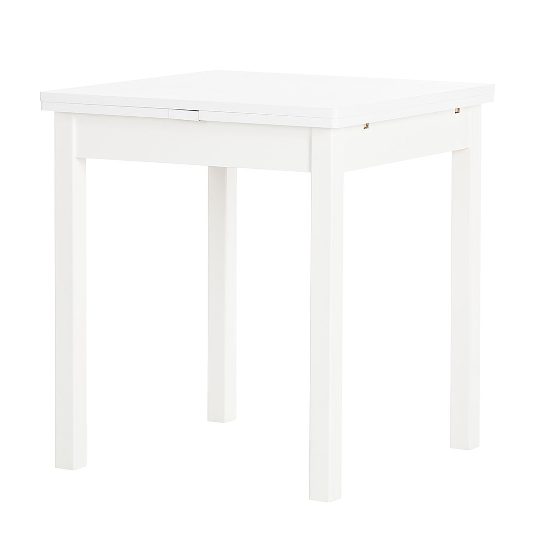 Esstisch Hugo (mit Ausziehfunktion) – Buche Dekor- Weiß, Home Design günstig