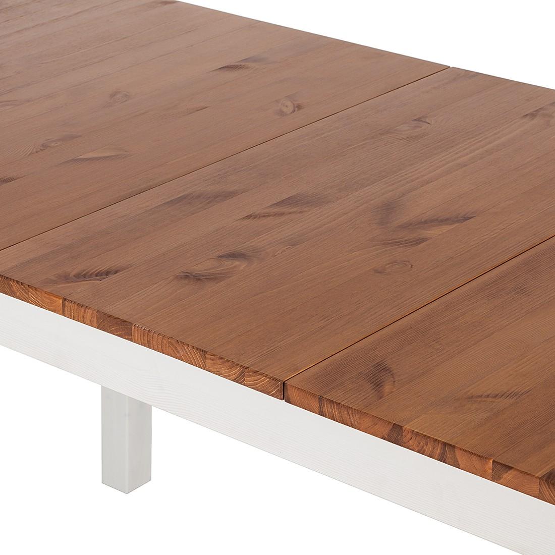 Esstisch louis ausziehbar k chentisch esszimmertisch for Esstisch ausziehbar 120 x 80