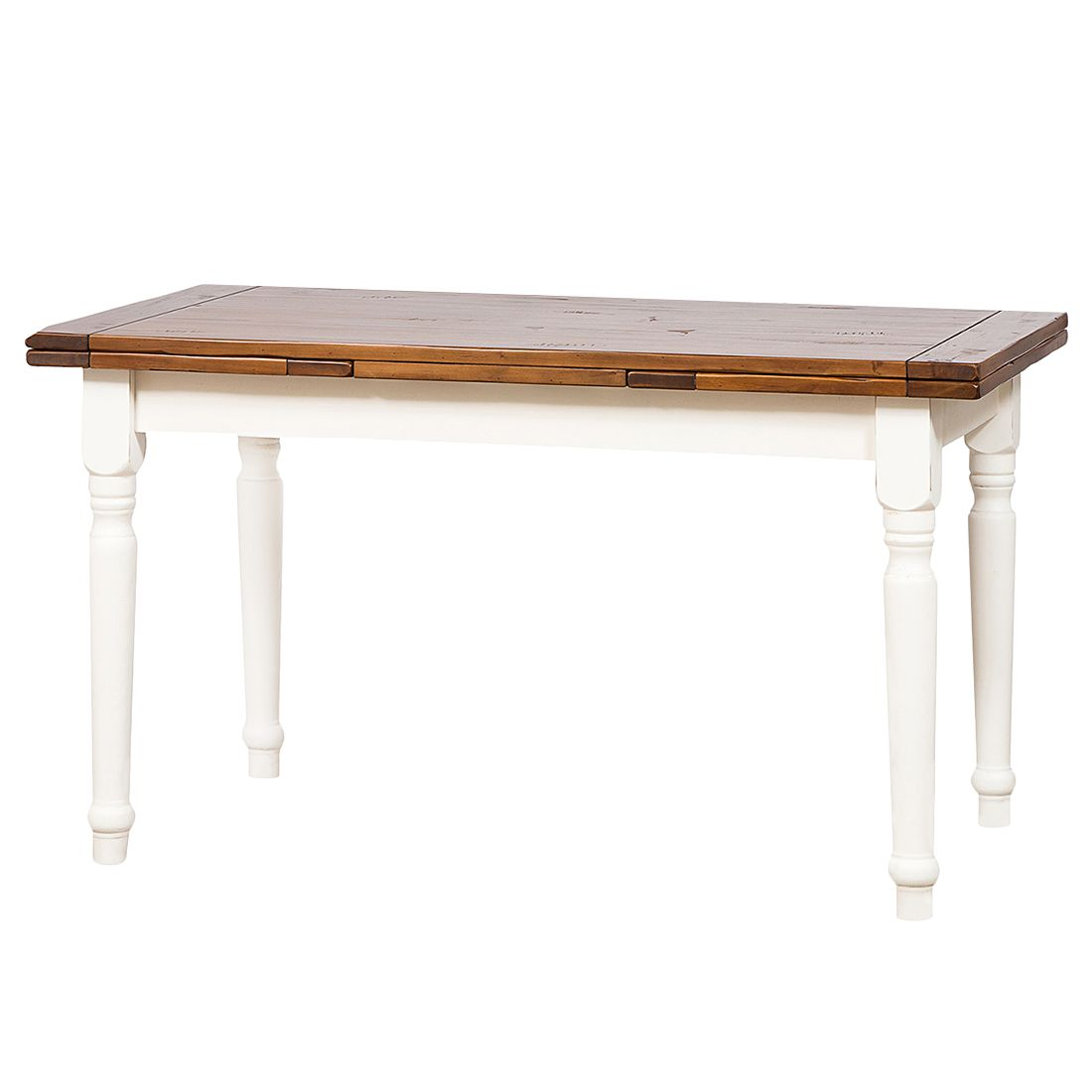 Table manger massello ii extractible tilleul massif for Table a manger 160 cm avec rallonge