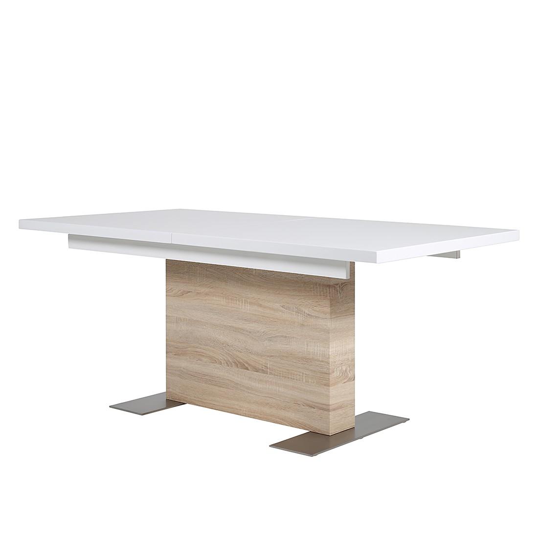 esstisch ausziehbar eiche sonoma sonstige preisvergleiche erfahrungsberichte und kauf bei. Black Bedroom Furniture Sets. Home Design Ideas