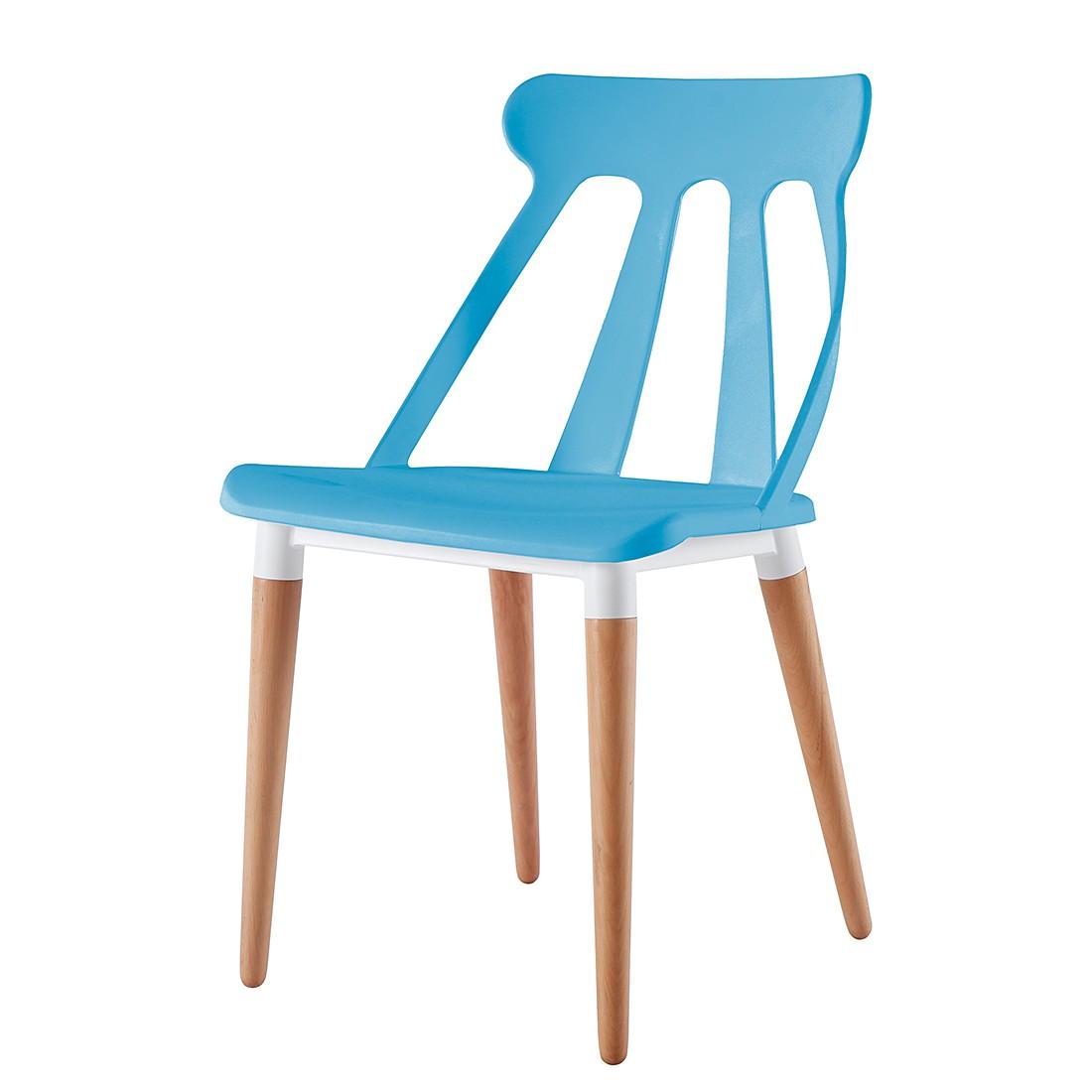 Esszimmerstuhl Acade (2er-Set) – Blau, Mørteens jetzt bestellen
