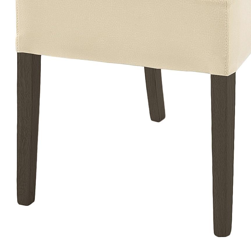 bellinzona kunstleder esszimmerstuhl lenya 2er set braun. Black Bedroom Furniture Sets. Home Design Ideas
