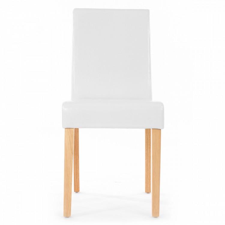 preisvergleich eu esszimmerst hle wei leder. Black Bedroom Furniture Sets. Home Design Ideas