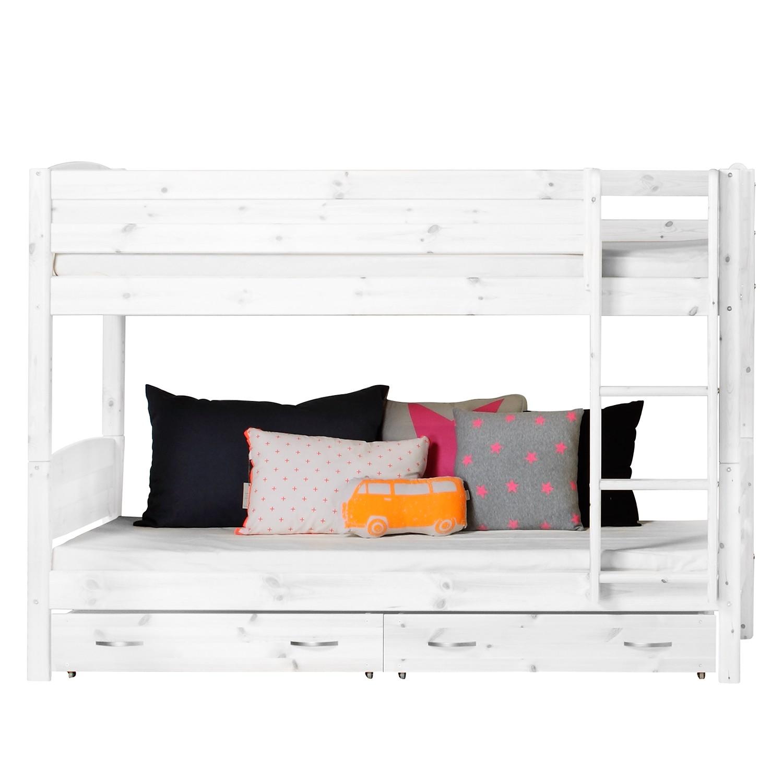 etagenbett mit lattenrost und matratzen preisvergleiche erfahrungsberichte und kauf bei nextag. Black Bedroom Furniture Sets. Home Design Ideas