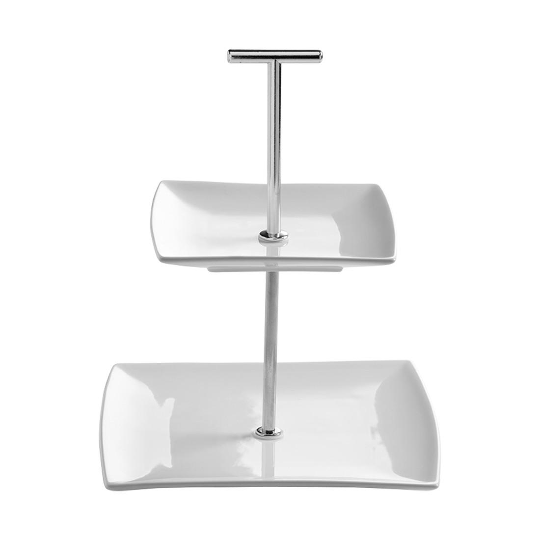 Etagere East meets West – Porzellan Weiß – 17 cm 2 22,5 cm 30 cm, Maxwell und Williams bestellen
