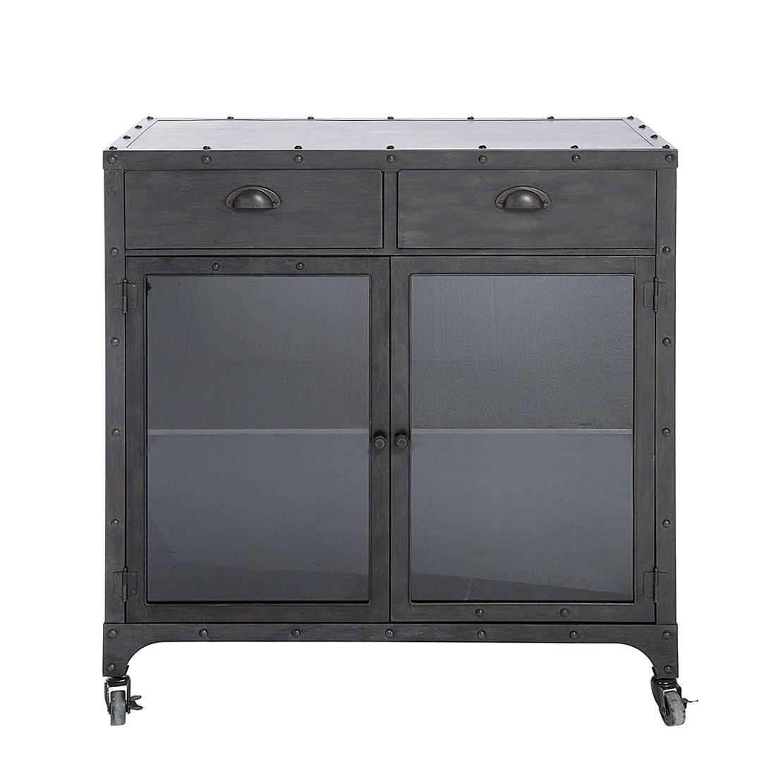 factory kommode metall kare design g nstig bestellen. Black Bedroom Furniture Sets. Home Design Ideas