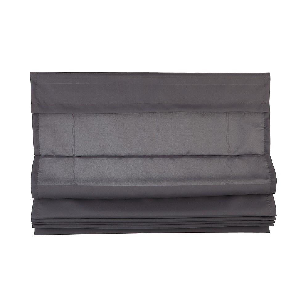 Faltrollo Klemmfix Fold Grau – 120×160 cm, mydeco online kaufen