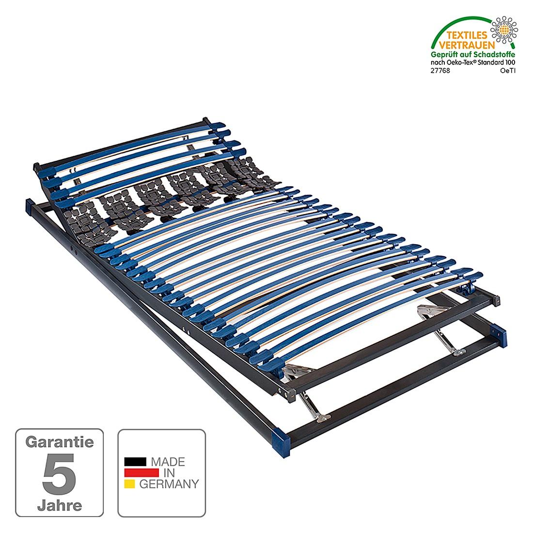 Federholz-Modullattenrost AquaFlex 100 – verstellbar – 140 x 190cm, Dunlopillo kaufen