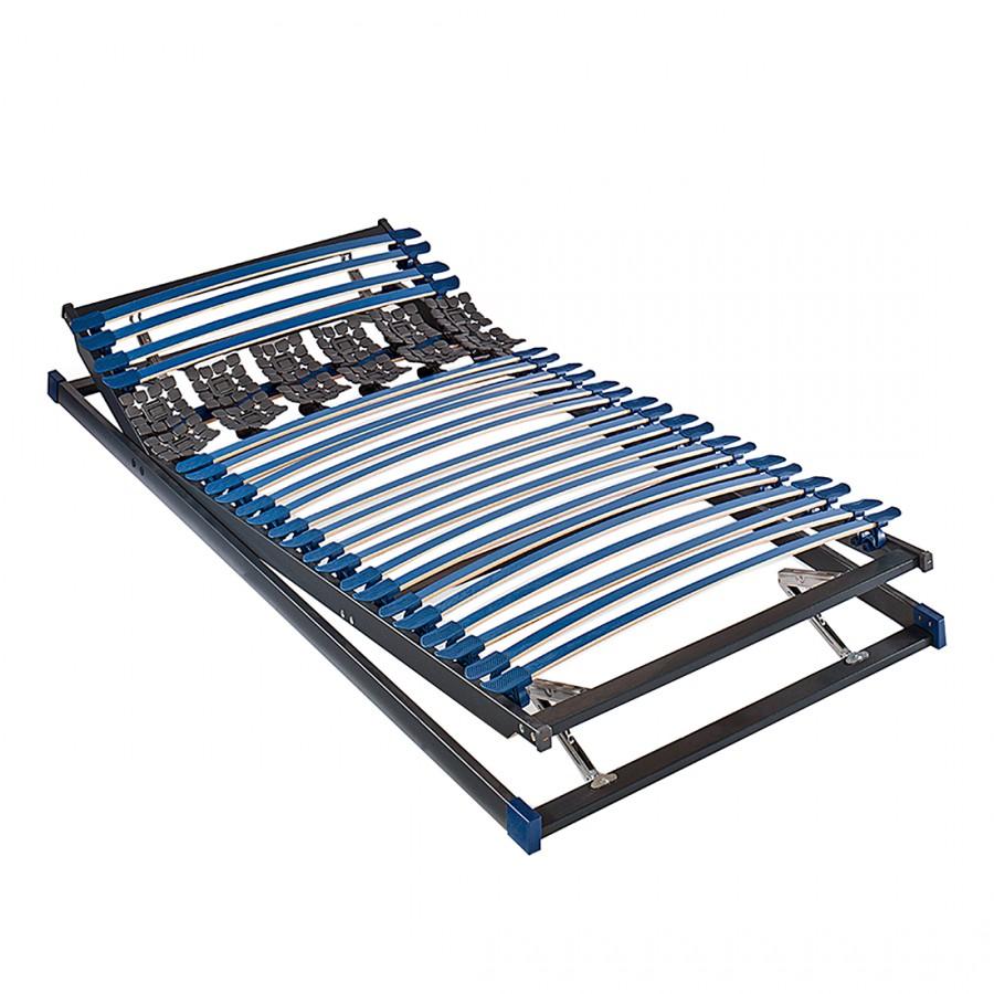 Dunlopillo AquaFlex 100-Federholz-Modullattenrost – verstellbar – 80 x 190cm, Dunlopillo günstig bestellen