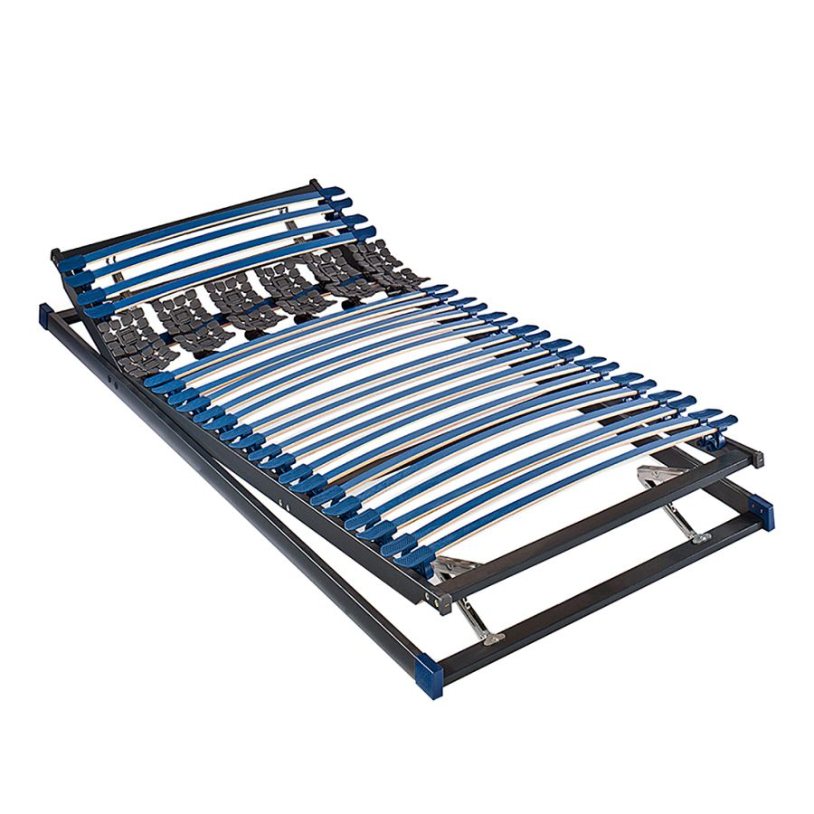 Dunlopillo AquaFlex 100-Federholz-Modullattenrost – verstellbar – 90 x 200cm, Dunlopillo jetzt kaufen