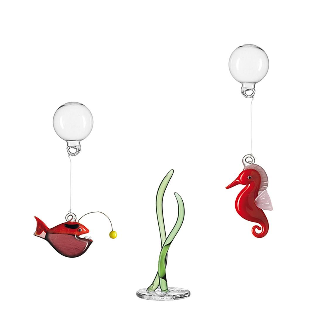 Figuren (3er-Set) – Seepferdchen, Laternenfisch, Seegras Mare, Leonardo günstig kaufen