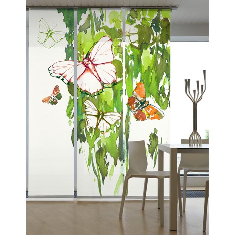 Flächenvorhang Butterfly, emotion textiles günstig online kaufen