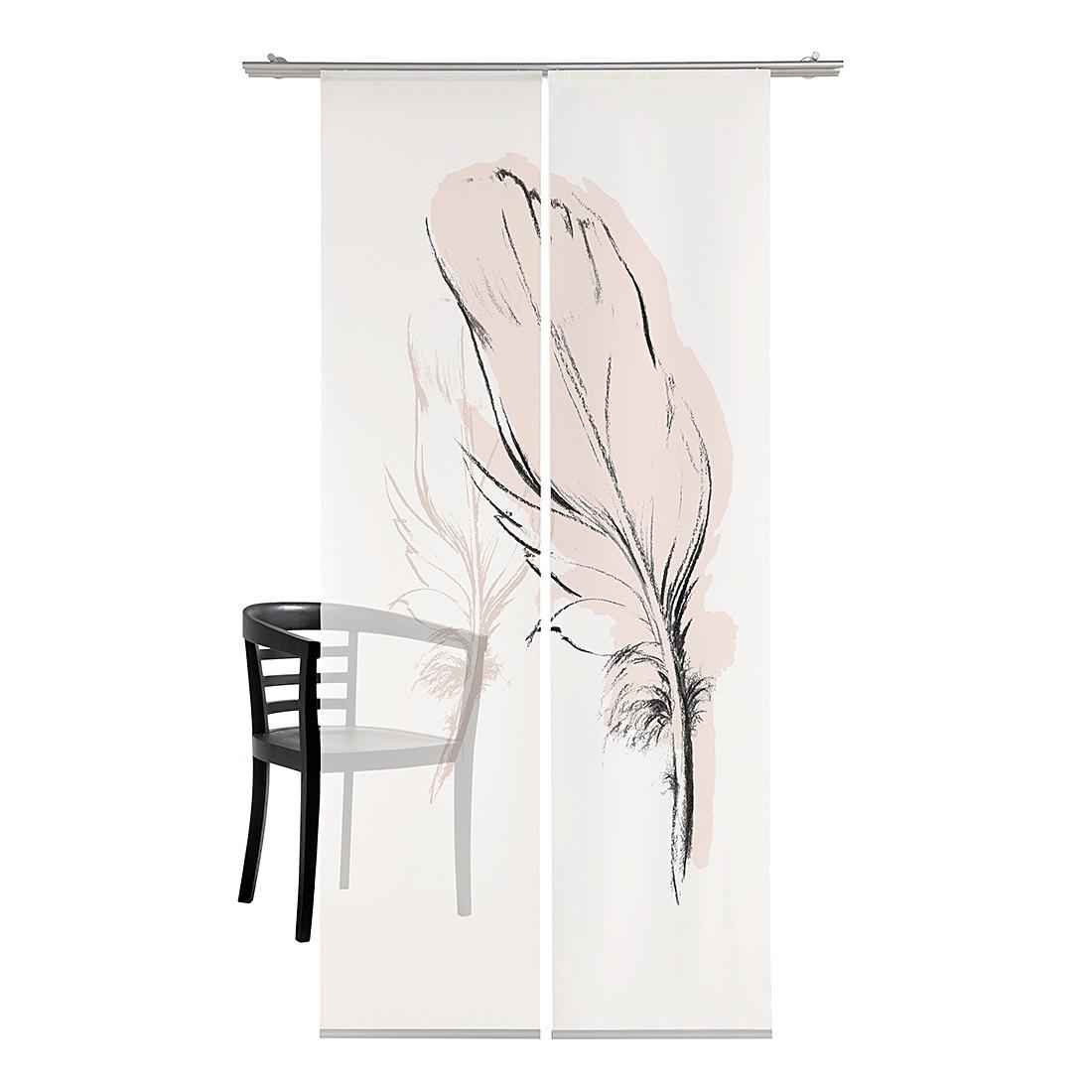 panneau japonais occultant beige comparer les prix et promo. Black Bedroom Furniture Sets. Home Design Ideas