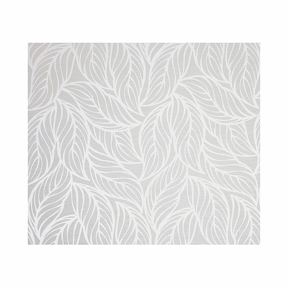 Flächenvorhang Leaf Weiß, mydeco online bestellen