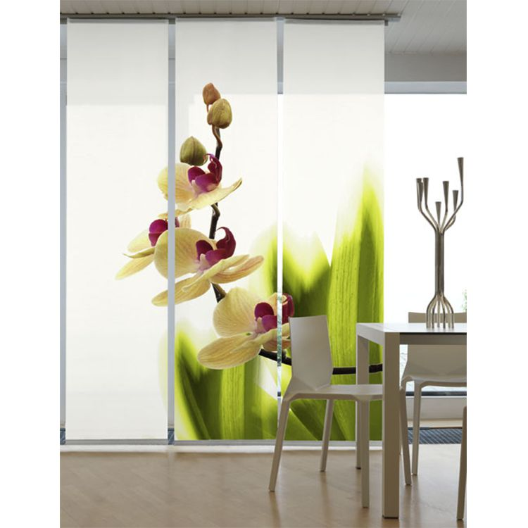 Flächenvorhang Orchidéenwunder, emotion textiles online bestellen