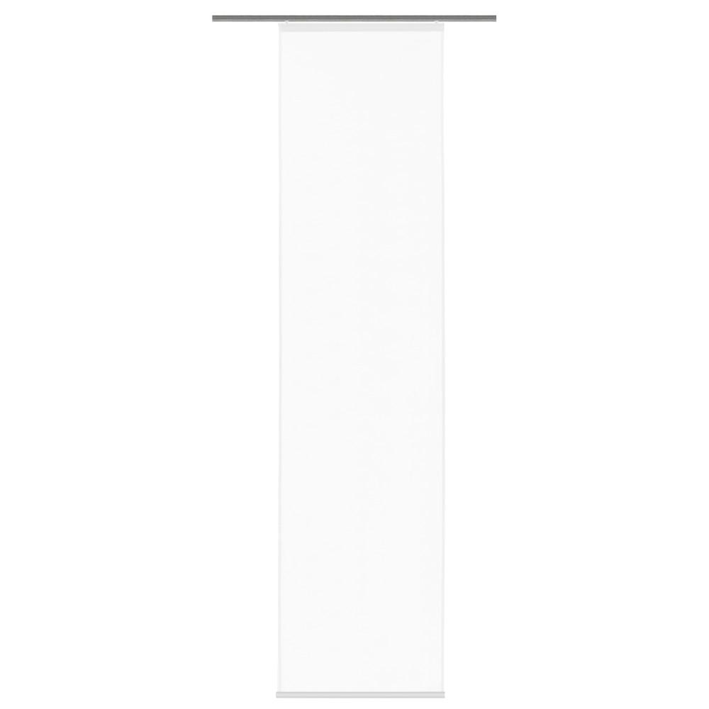 Flächenvorhang Rom (Voile – transparent) – Weiß, Home Wohnideen online bestellen