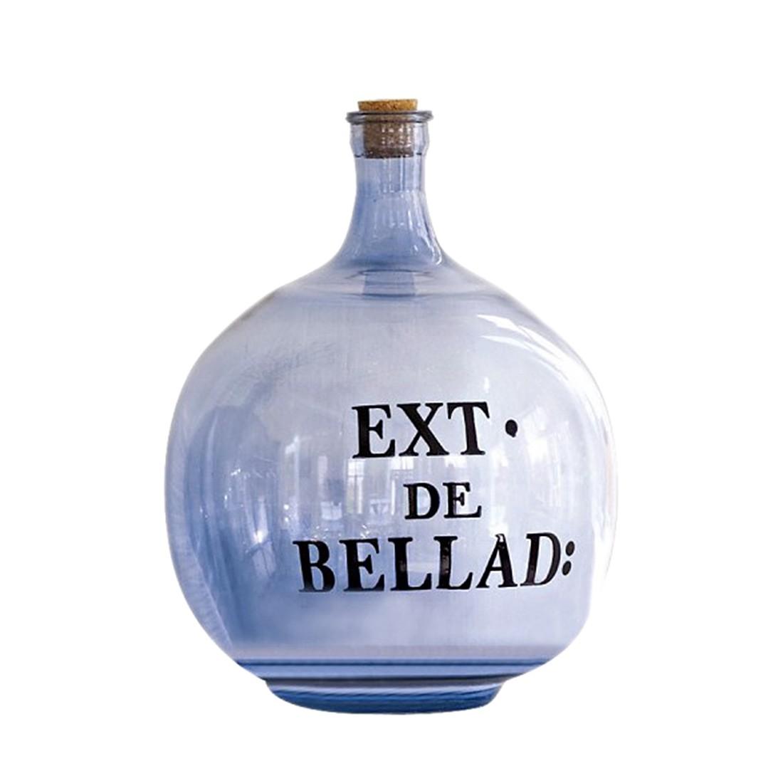 Flasche St. James – Glas blau, Loberon jetzt kaufen