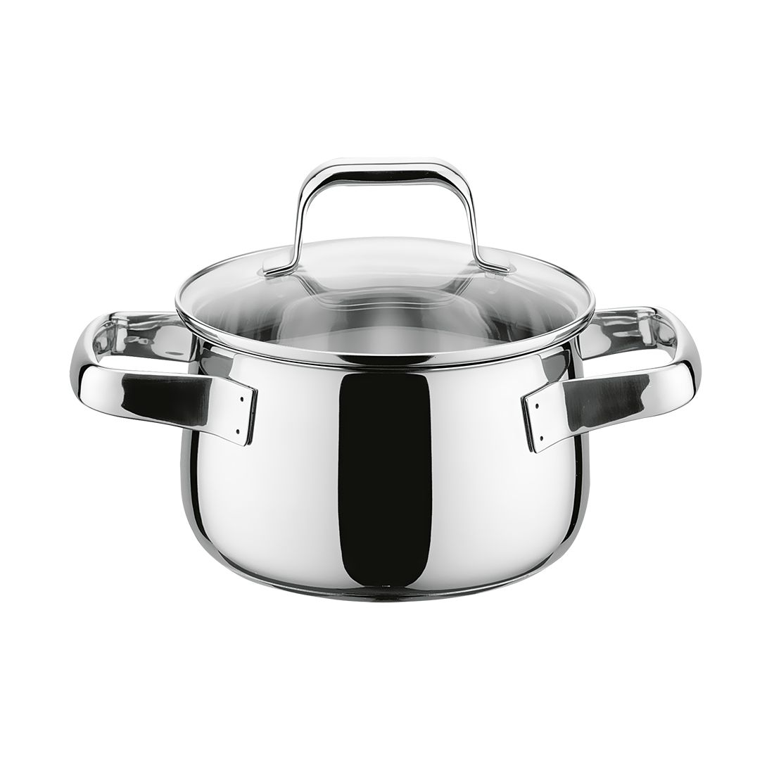 Fleischtopf Shape – Edelstahl Silber – 20 cm 3,4 Liter, ELO jetzt kaufen
