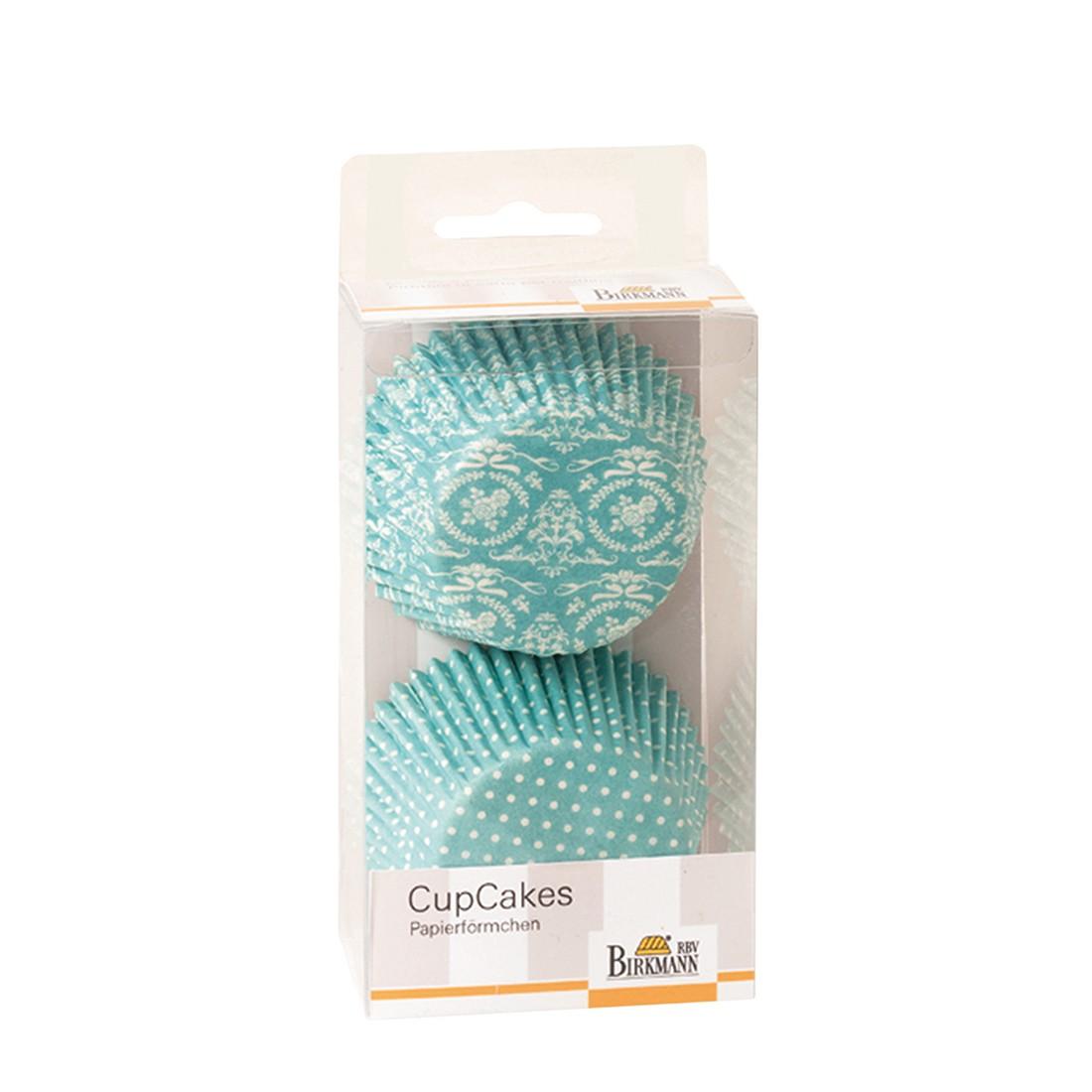 Papierförmchen Flower CupCake – 48 Stück, Birkmann online kaufen
