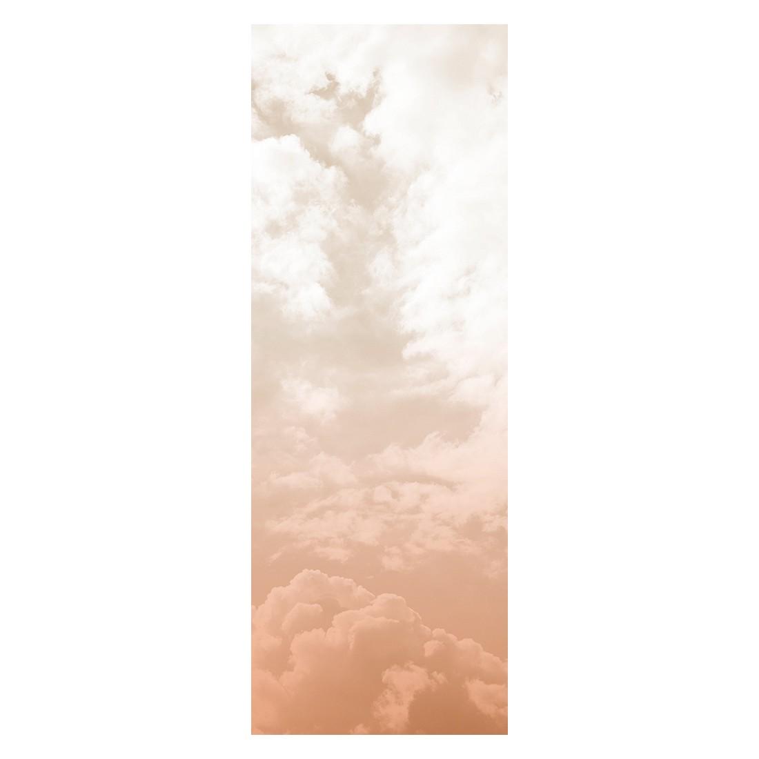 Decopanel Free yours mind – grau, rosa, weiß – glatt, Architects Paper günstig