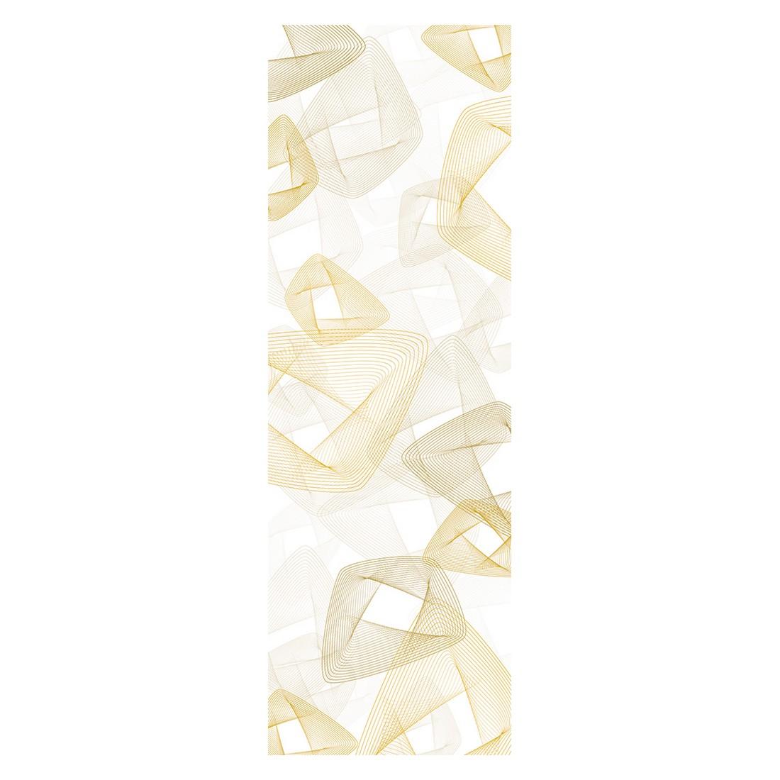 Decopanel Golden glow bright gold – weiß, gold – glatt, Architects Paper online bestellen